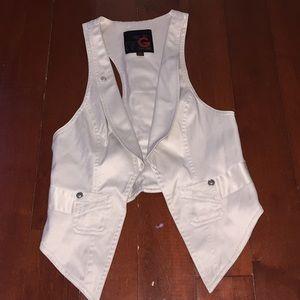 GUESS small top, vest, khaki